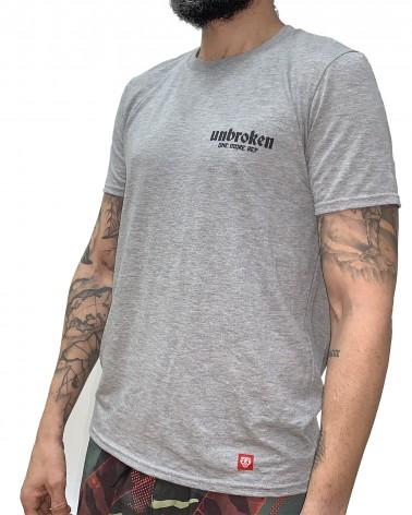 Camiseta Crossfit - Fran - Grey