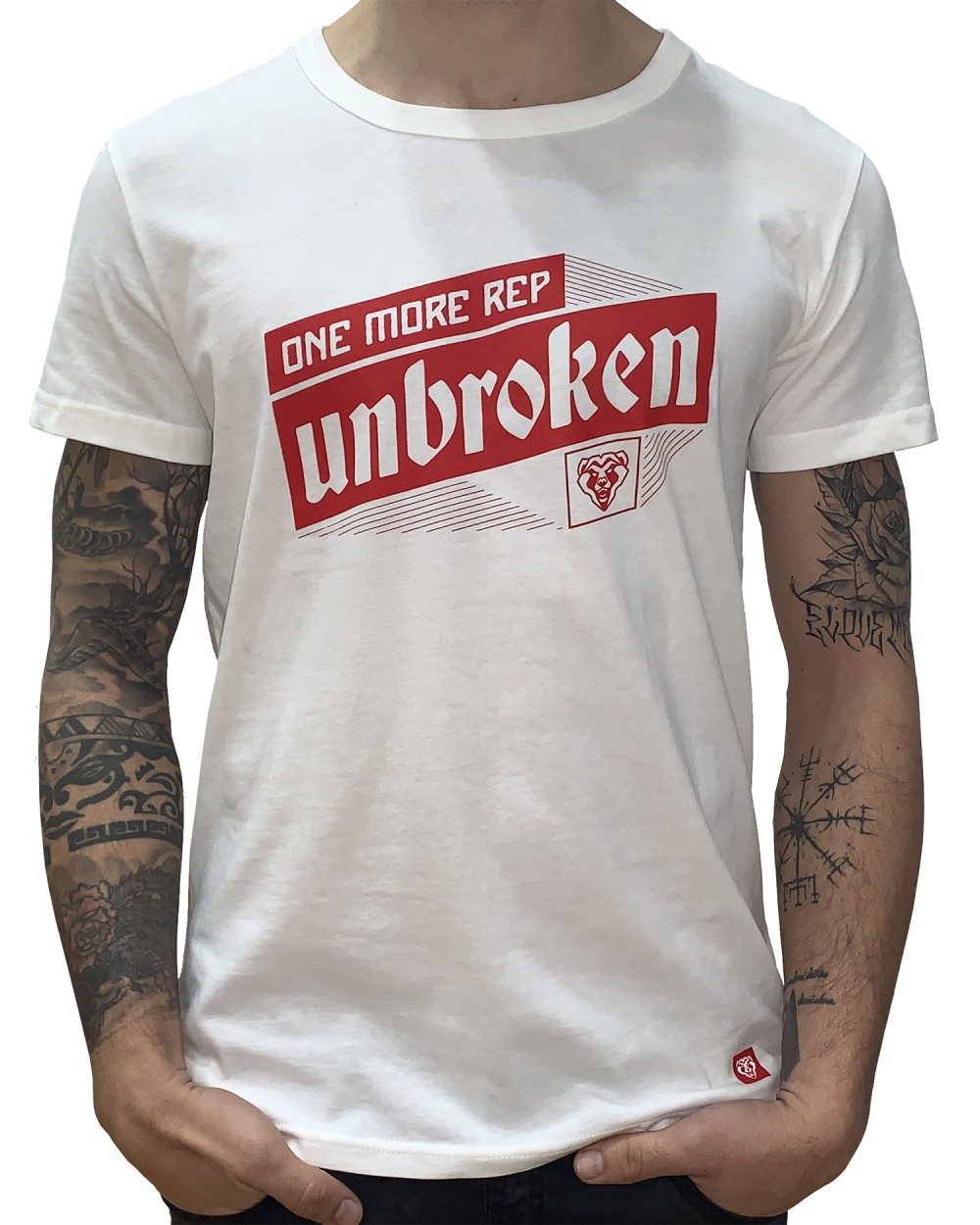 Camiseta hombre Casual - White